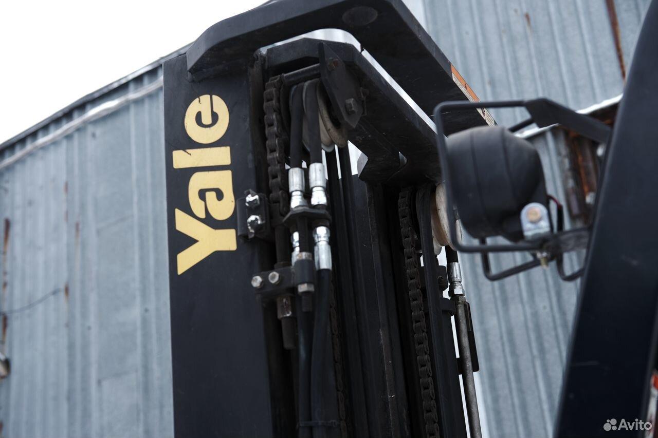 Японский вилочный погрузчик Yale GP20ак (2013г.)  89014679476 купить 4