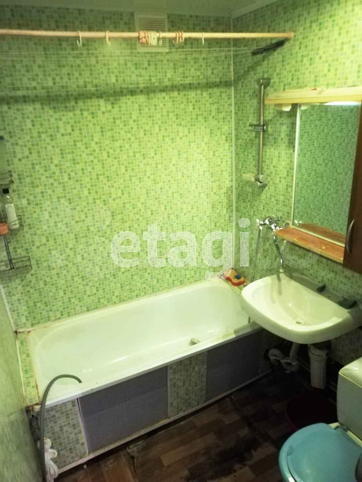 1-room apartment, 28 m2, 4/9 FL.  89605574776 buy 7