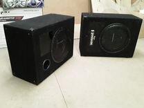Компактные сабвуферы для концертов или в машину — Аудио и видео в Перми