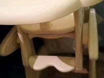 Детский стульчик трансформер, 2 в 1