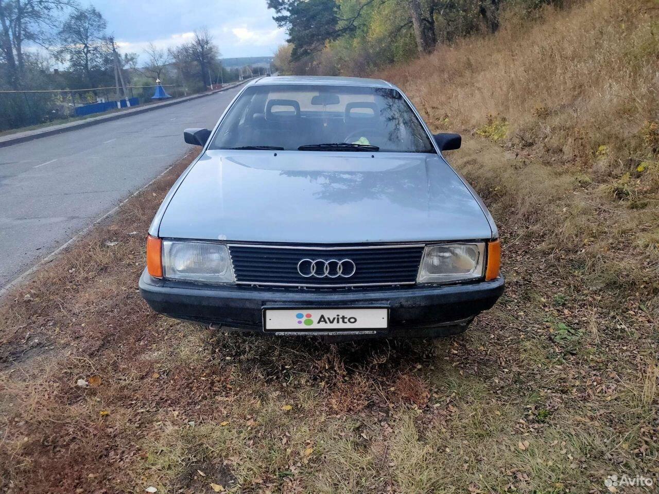 Audi 100, 1984  89507131641 купить 1