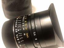 Leica Elmar-M 24mm f/3.8 asph. 6 bit