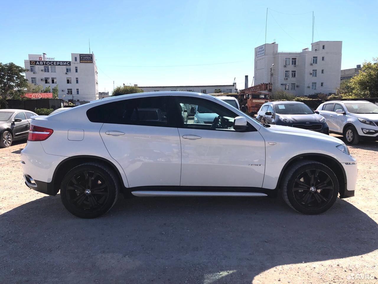 BMW X6, 2011  89789242805 купить 10