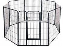 Клетка, вольер для крупных собак