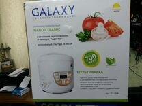 Новая мультиварка galaxy GL2644