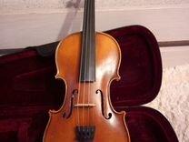 Скрипка горонок Cadenza 1/2, разыгранная