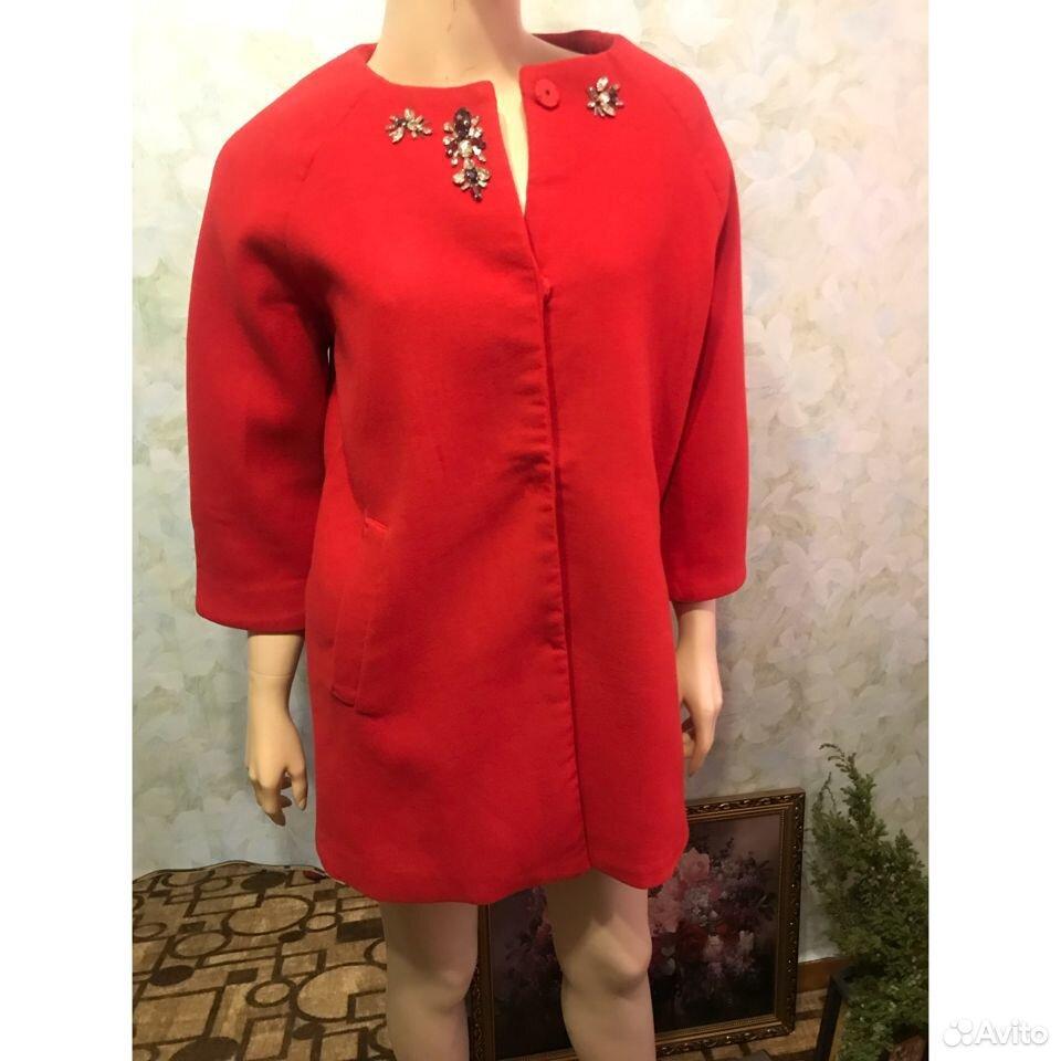Пальто осенние новые  89004430340 купить 2