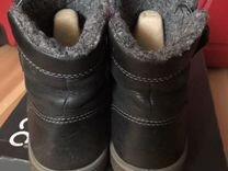 Ботинки ecco р40 — Одежда, обувь, аксессуары в Новосибирске