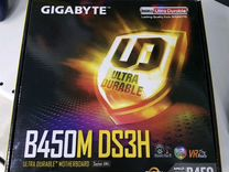 Gigabyte B450 M DS3H AM4