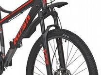 Новый велосипед Rush с гидравликой