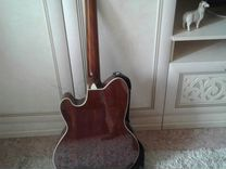 Электроакустическая гитара Ibanez TCM50E-VBS 1201