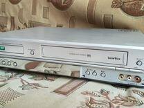 Видеодвойка SAMSUNG SV-DVD6E HI-FI — Аудио и видео в Новосибирске