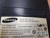 17'' (43см) Монитор SAMSUNG 720N.Гарантия